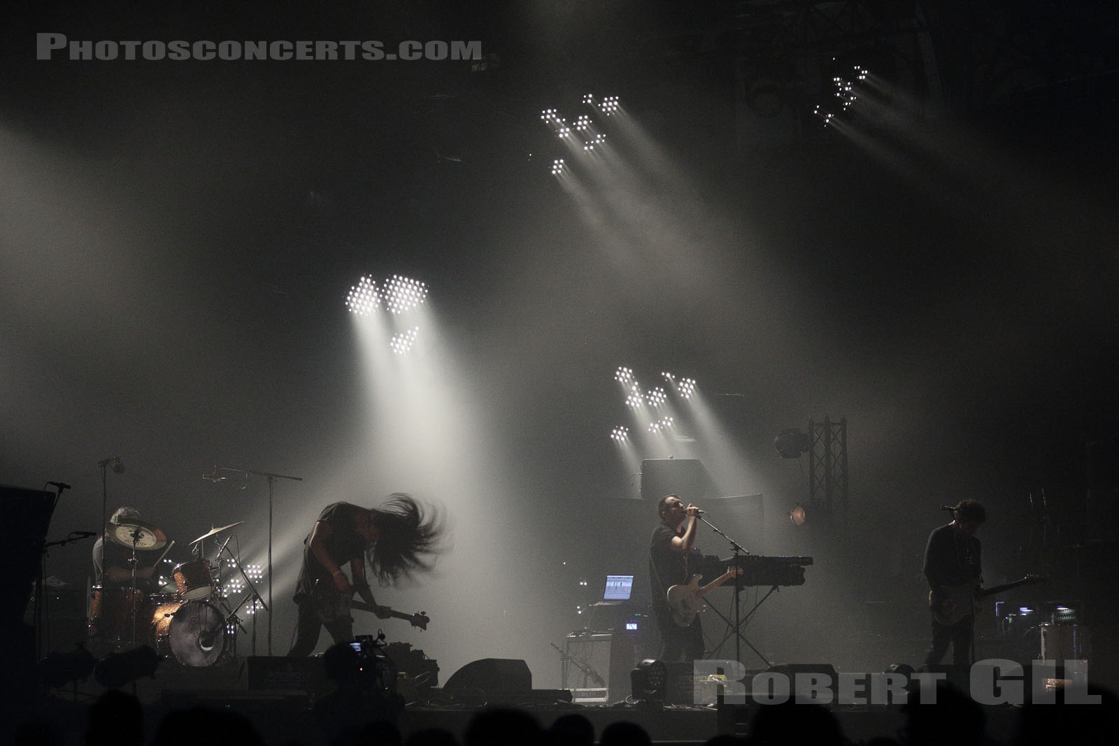 HEALTH - 2015-10-30 - PARIS - Grande Halle de La Villette